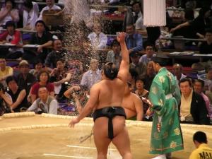A Sumo Wrestler