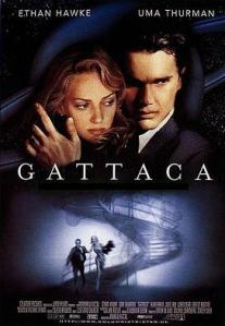 GATTACA theatrical release poster