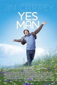 Yes Man theatrical release poster